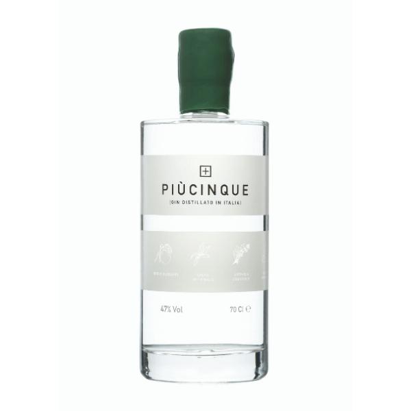 Gin Più Cinque (70 cl)