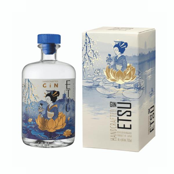 Gin Etsu (70 cl)