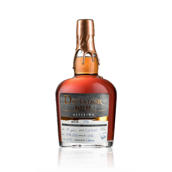 Dictador Rum Best Of (70 cl)
