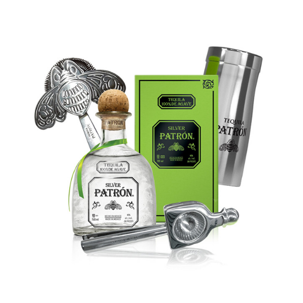 Tequila Patrón - Perfect Moments Kit Limited Edition