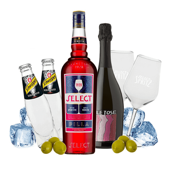 Select Spritz Cocktail Kit - per 10 persone