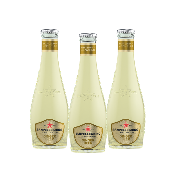 Ginger Beer (20 cl) 3 pezzi