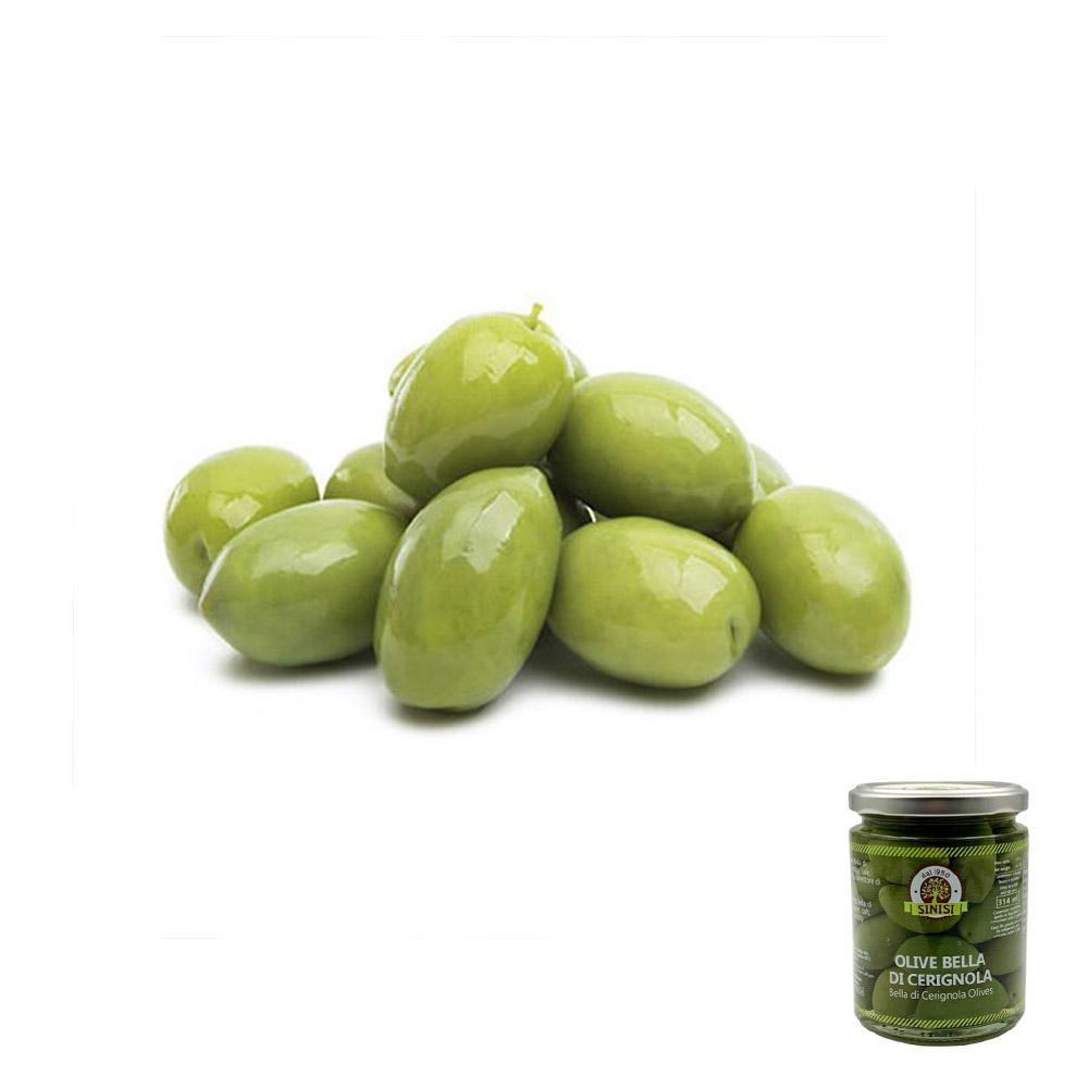 Olive Bella di Cerignola (314 ml)