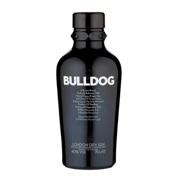 Bulldog London Dry Gin (70 cl)