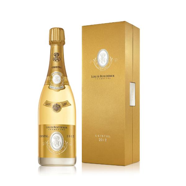 Champagne AOC Cristal 2012 (Astucciato)