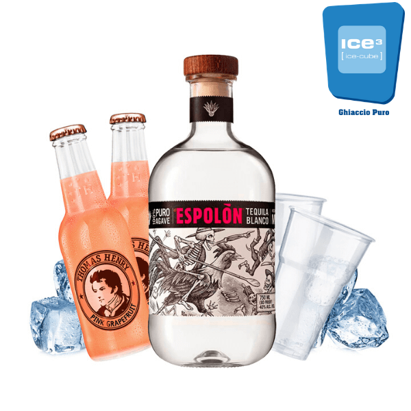 Espolon - Paloma Cocktail Kit - per 10 persone