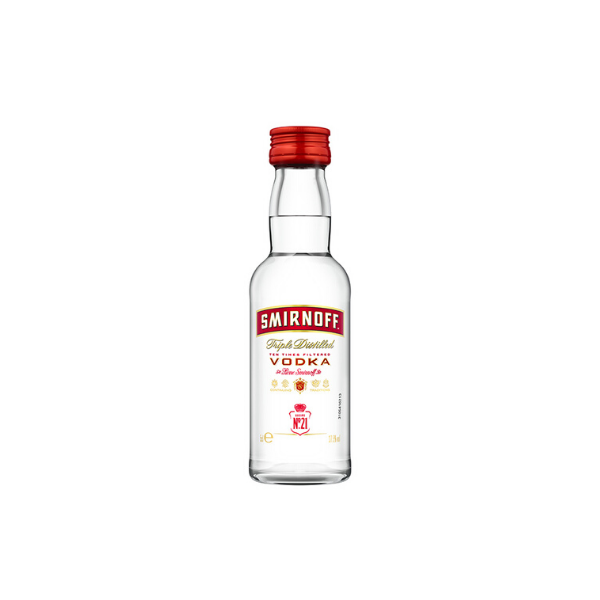 Smirnoff Red Mignon (5 cl)