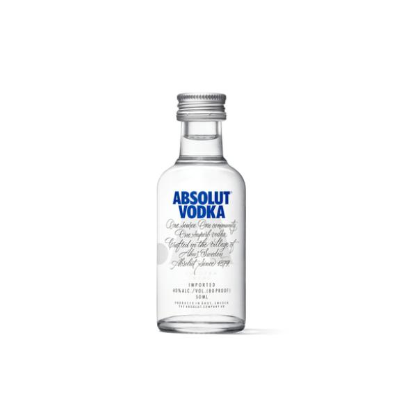 Absolut Vodka Mignon (5 cl)