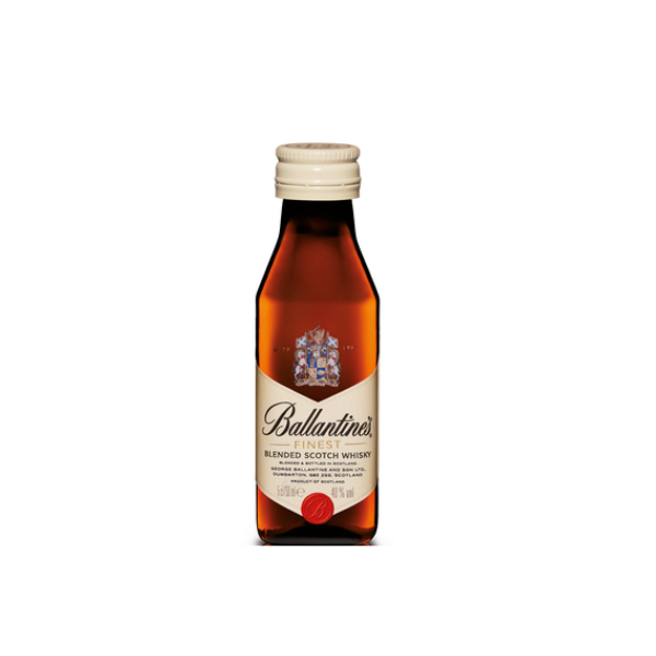 Ballantine's Blended Scotch Whisky Mignon (5 cl)