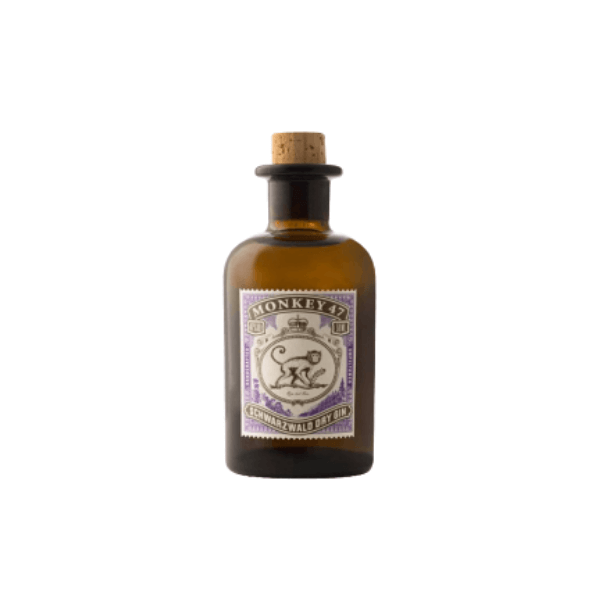 Monkey 47 Schwarzwald Dry Gin Mignon (5 cl)