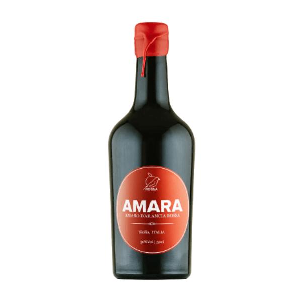 Amaro D'Arancia Rossa Amara (50 cl)