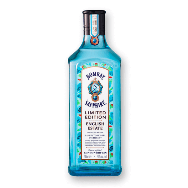 Gin Bombay Sapphire English Estate (70 cl)