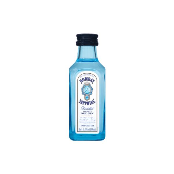 Gin Bombay Sapphire Mignon (5 cl)