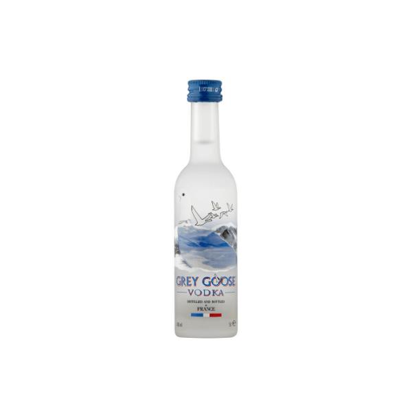 Vodka Original Grey Goose Mignon (5 cl)
