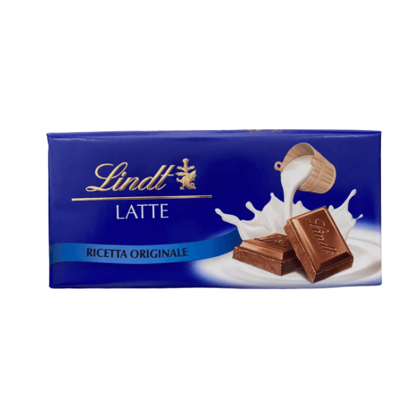 Cioccolato al Latte Lindt (100 g)