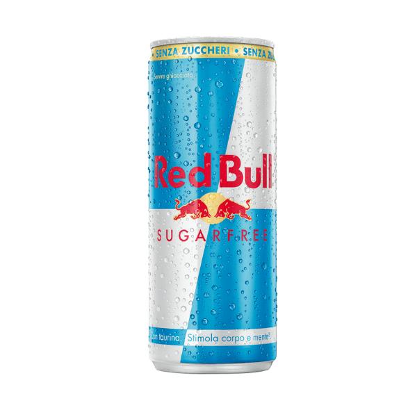 Red Bull Energy Drink Senza Zuccheri (25 cl)