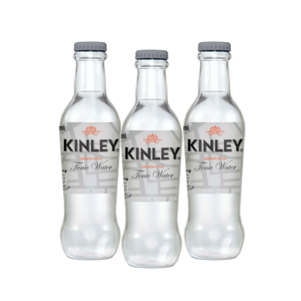 Kinley Tonic Water (20 cl) 3 pezzi