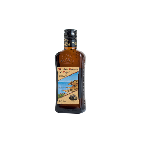 Vecchio Amaro del Capo Mignon (5 cl)