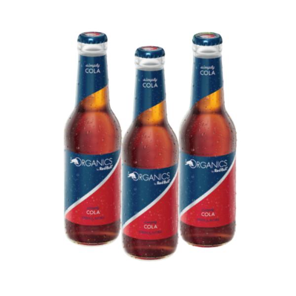 Organics Simply Cola (25 cl) 3 pezzi