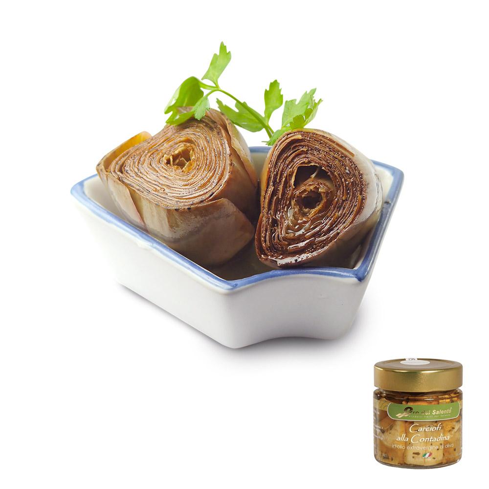 Carciofi alla contadina (230 g)