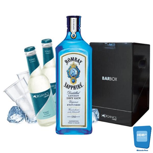 Barbox - Bombay Gin Tonic Kit - per 10 persone