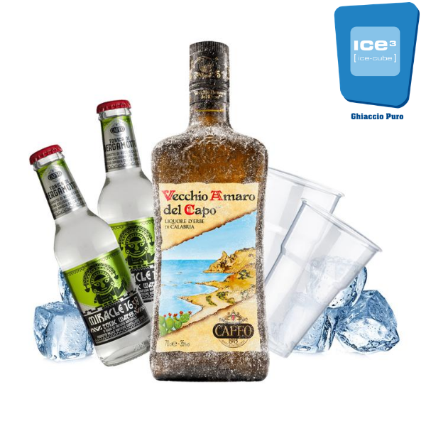 Capo Tonic Cocktail Kit - per 10 persone