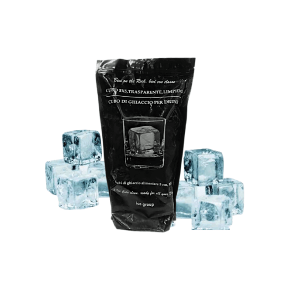 Ice Cube (5x5 cm³) 900g