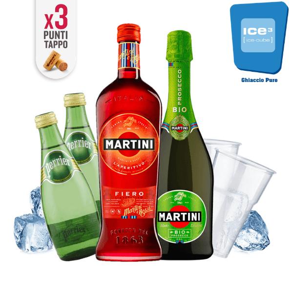 Fiero Spritz Cocktail Kit - per 10 persone