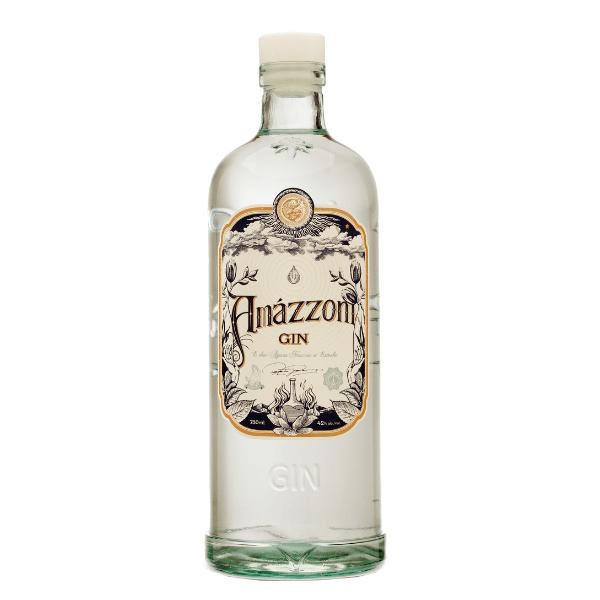 Amázzoni London Dry Gin (70 cl)