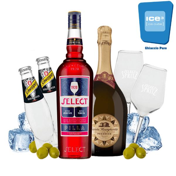 Select Spritz Cocktail Kit - per 10 persone