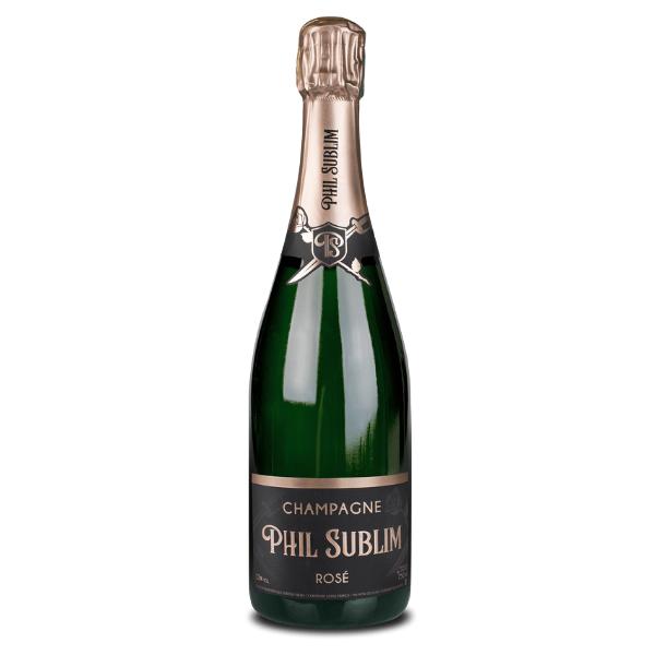 Champagne AOC Rosé Brut