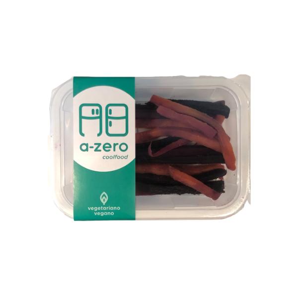 Mix di batonette di carote colorate in sous vide (250 g)