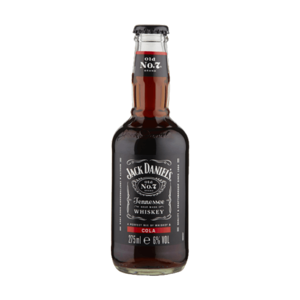 Jack & Cola (27,5 cl)