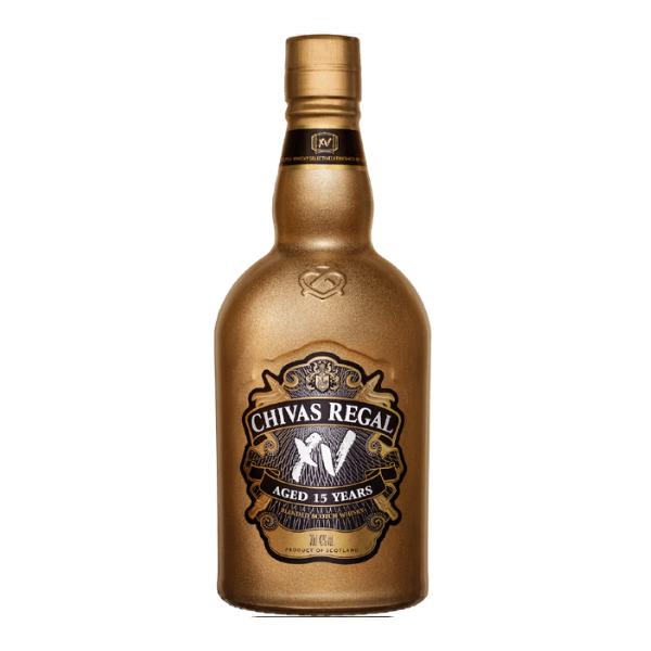 Chivas Regal XV Gold (70 cl)