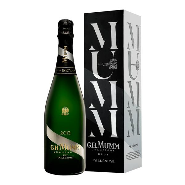 Champagne AOC Brut Millésimé 2013 - Astucciato