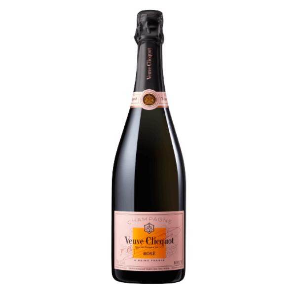 Champagne Brut AOC Veuve Clicquot Rosé