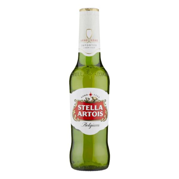 Stella Artois Lager (33 cl)