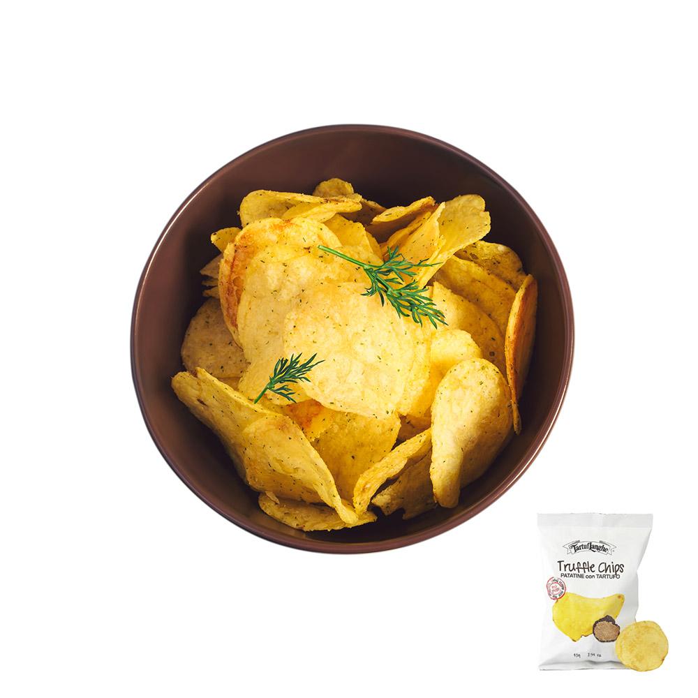 Patatine Chips al Tartufo (100 g)