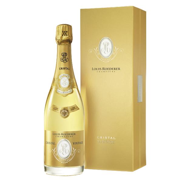 Champagne AOC Cristal 2013 (Astucciato)