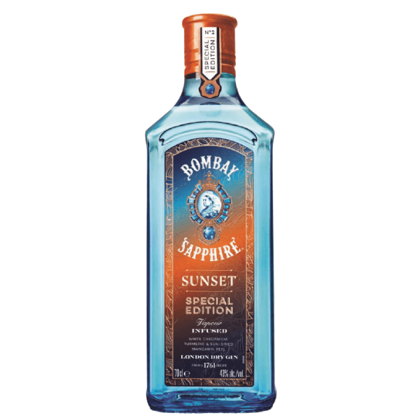 Gin Bombay Sunset (70 cl)
