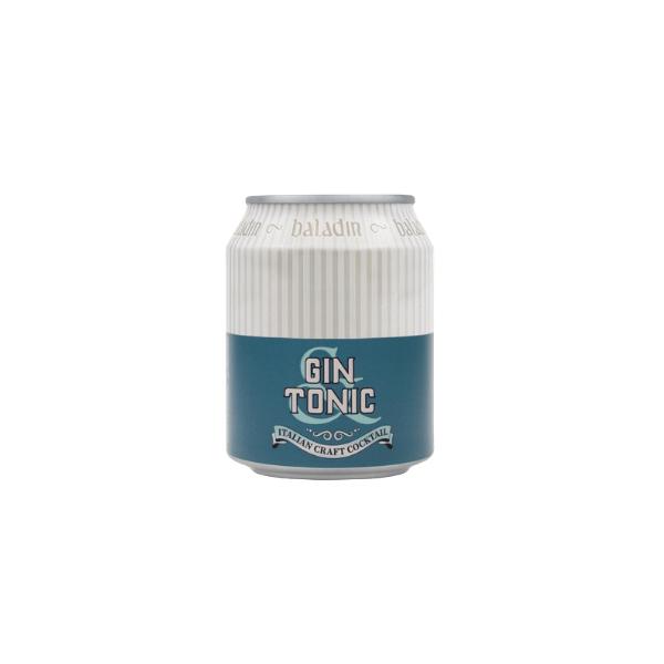 Gin Tonic (23,7 cl)