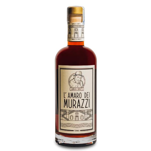 L'Amaro dei Murazzi (70 cl)