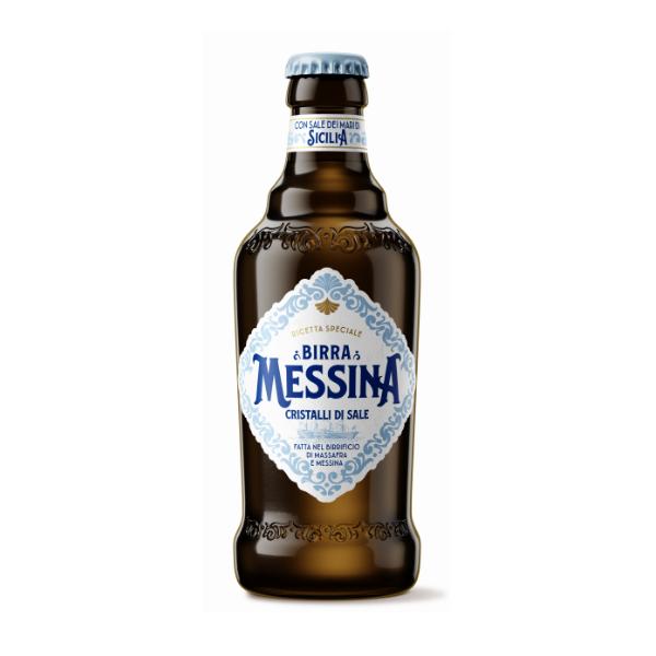 Birra Messina Cristalli di Sale (50 cl)
