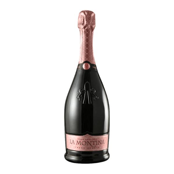 Franciacorta Demi-Sec Rosé DOCG