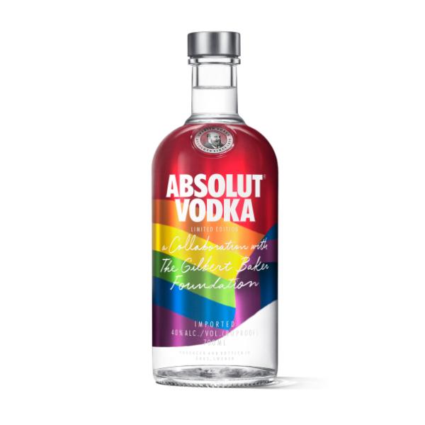 Absolut Vodka Rainbow (70 cl)