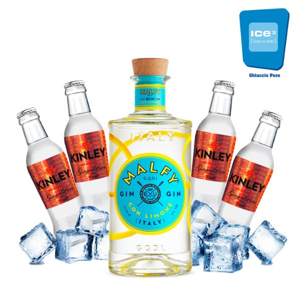 Ginger Mule Cocktail Kit - per 10 persone