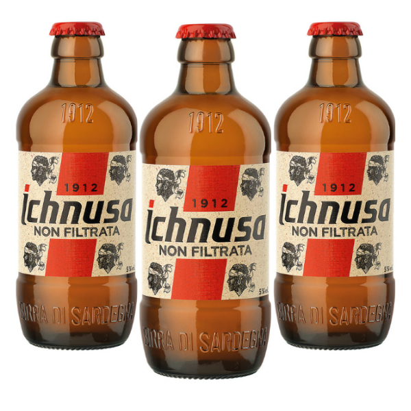 Ichnusa non filtrata (50 cl) 3 pezzi