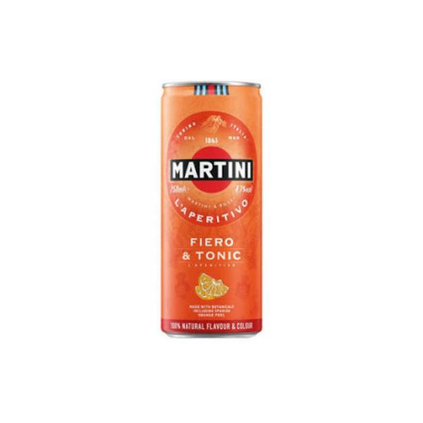 Martini Fiero & Tonic (25 cl)
