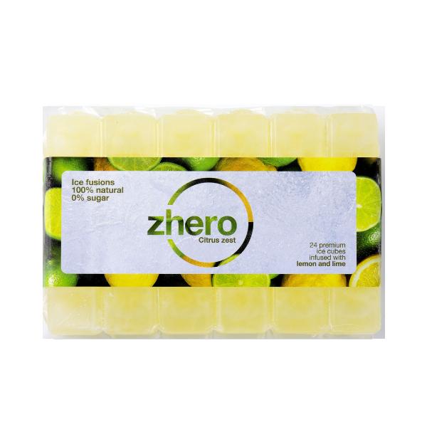 Zhero Citrus Zest - Lime e Limone (500 g)