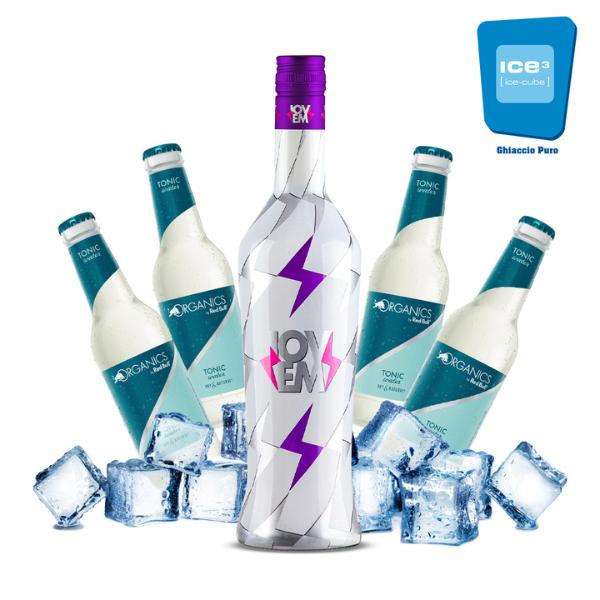 MOV Cocktail Kit per 10 persone